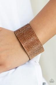 Fade Out - Brown Urban Bracelet