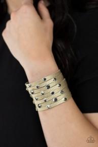 Go-Getter Glamorous - Multi Urban Bracelet