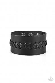 Be A Sport - Black Urban Bracelet