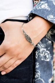 Exquisitely Empress - Silve Bracelet