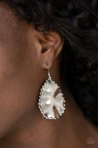 Trail Ware - Silver Earrings