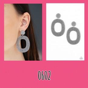 Miami Boulevard - Silver Post Earrings