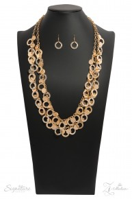 The Carolyn - Zi Collection Necklace