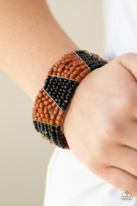 Outback Outing - Black Seed Bead Beaceler