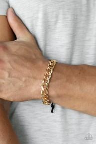 Renegade - Gold Urban Bracelet