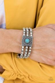 Solstice Soul - Blue Bracelet
