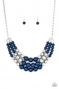 Dream Pop - Blue Necklace
