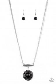Gypsy Gulf - Black Necklace