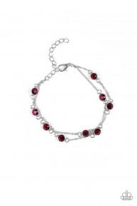 Spotlight Starlight - Red Bracelet