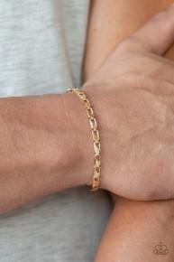 K.O. - Gold Urban Bracelet