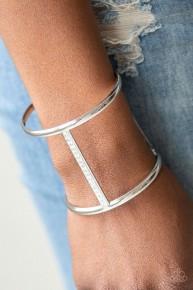 Diamond Deity - White Bracelet