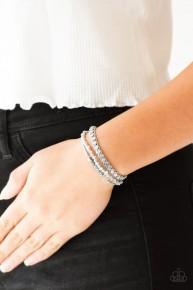 Ultra Modern - Silver Urban Bracelet