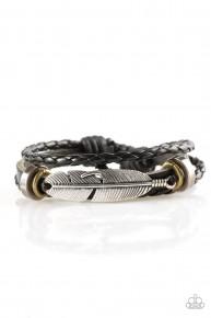 Aero Adventure - Black Urban Bracelet
