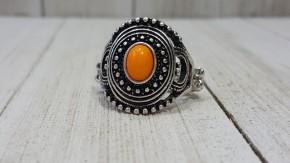 Oasis Moon - Orange Ring