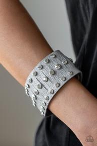Now Taking The Stage - Silver Urban Bracelet