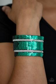 Mermaid Service - Green Urban Bracelet