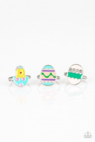 Starlet Shimmer Ring - Easter Chicks