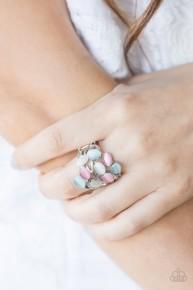 Really starting To Glow On Me - Pink Ring