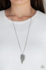 Enchanted Meadow - Silver Necklace