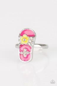 Starlet Shinmer Ring - Pink Flip Flop