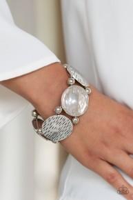 Boldly Basic - Silver Bracelet