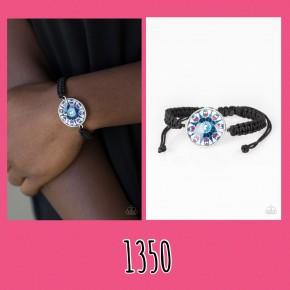 Topic Tropic - Blue Urban Bracelet