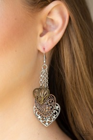 Once Upon A Heart - Multi Earrings