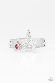 Star Spangled Starlet - Red Ring