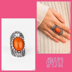 Drama Dream - Orange Ring