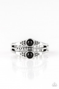 Give It Your Zest - Black Ring