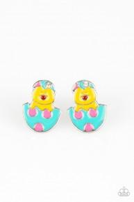 Starlet Shimmer - Easter Earrings