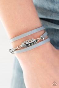 High Spirits - Silver Urban Bracelet