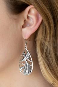 Underestimated - Silver Earrings