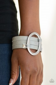 Cowgirl Cavalier - Silver Urban Bracelet