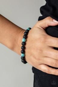 All Zen - Blue Urban Bracelet