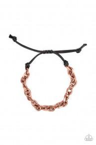 Rumble - Copper Urban Bracelet