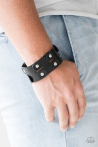 Downright Desperado - Black Urban Bracelet