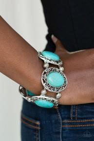 Rodeo Rancho - Blue Bracelet