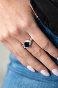 Wallstreet Winner - Blue Ring