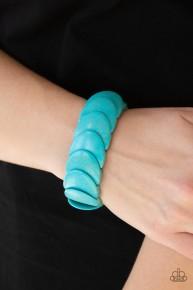 Nomadic Nature - Blue Bracelet