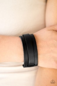 Road Trip Style - Black Urban Bracelet
