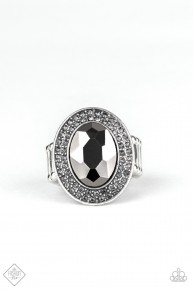 Castle Lockdown - Silver Ring