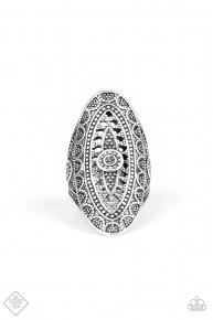 Tribal Tribulation - Silver Ring