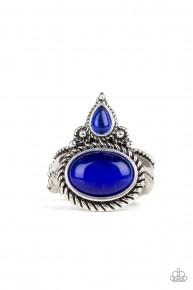 Malibu Mist - Blue Ring