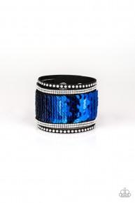Mermaids Have More Fun - Blue Urban Bracelet
