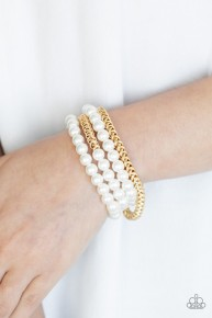 Industrial Incognito - Gold Bracelet
