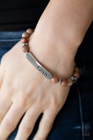 Faith In All Things - Multi Urban Bracelet