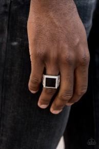 The Titan - Black Men's Ring