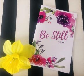 Be Still Devotional (FREE)