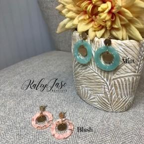 Inner Circle Earrings -YB1